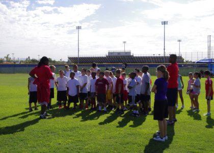 RTF Football Camp